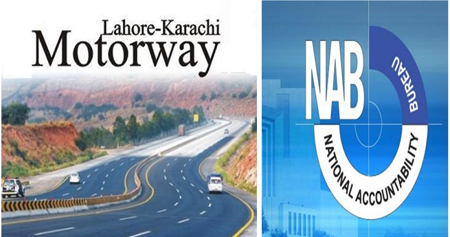 http://www.awwaaz.com/images/stories/NAB sniffs Corruption in Lahore-Karachi Motorway Project