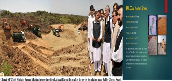 http://www.awwaaz.com/images/stories/                            Jullozai Housing Scheme KPK, Corruption is under radar