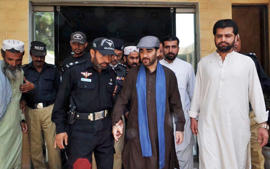 http://www.awwaaz.com/images/stories/Balochistan Corruption Scandal, Non-Bail Able Arrest Warrants issued for Accused