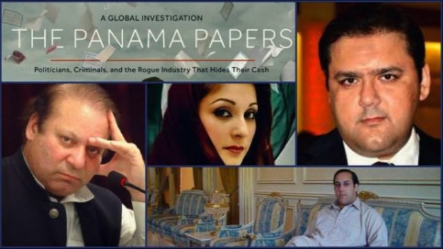 http://www.awwaaz.com/images/stories/                                                        Panama Papers case: Sharif family counsel continued arguments
