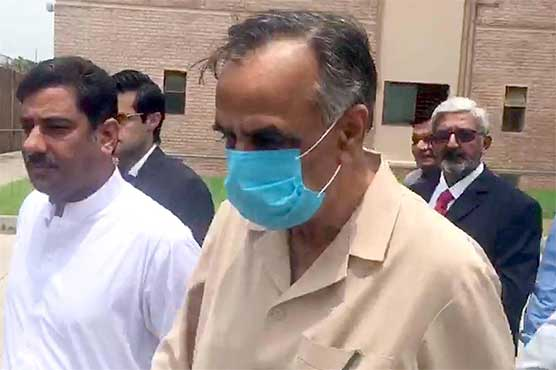 http://www.awwaaz.com/images/stories/Zafar Hijazi Is Allegedly Hiding Under the Cover of Medical Report