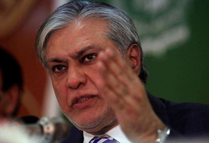 http://www.awwaaz.com/images/stories/                                        Ishaq Dar's Bailable arrest warrens have been issued